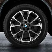 BMW Cold Weather 449 Wheel and Tire Assembly