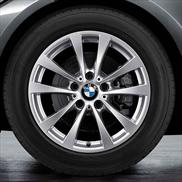 BMW Cold Weather 395 Wheel and Tire Assembly
