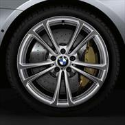 "BMW 20"" Style 409M Winter Complete Wheel and Tire Set"