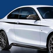 BMW M Performance Accent Stripes