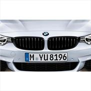 BMW M Performance Black Kidney Grilles for 4 Series