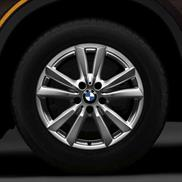 "BMW 18"" Style 446 Winter Complete Wheel and Tire Set"