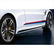 BMW M Performance Rocker Panel Decals