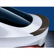 BMW M Performance Carbon Fiber Rear Deck Spoiler