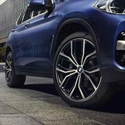 "BMW M Performance 21"" Light Alloy Wheel Set, Style 701M"