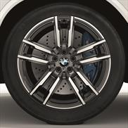 BMW Complete Wheel & Tire Set, Style 764M, Orbit Grey
