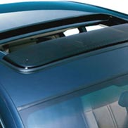 BMW Smoked Sun/Wind Deflector for 7 Series