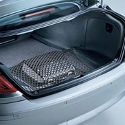 BMW Luggage Compartment Floor Net