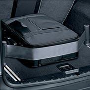 BMW Luggage Compartment Lashing Straps