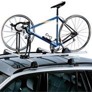BMW Racing Cycle Holder - Lockable