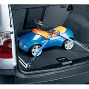 BMW Luggage Compartment Clamping Straps