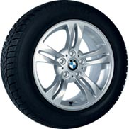 BMW Style 112 Cold Weather Wheel and Tire Set