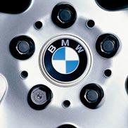 BMW Wheel Stud Locks