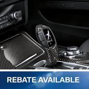 BMW M Performance Carbon Fiber Selector Lever