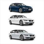 BMW 3 Series Touring (F31) Model Car