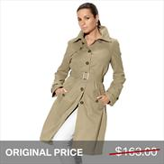 BMW Ladies' Trench Coat
