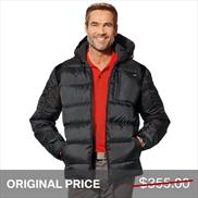 BMW Men's M Down Jacket