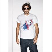 BMW Men's Motorsport Tee