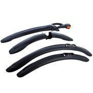 BMW Cruise Bike Mudguards