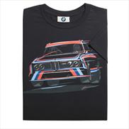 BMW Retro CSL Racing Tee