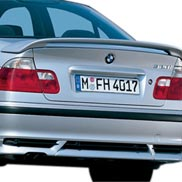 BMW Rear Deck Spoiler for vehicles produced up to 08/06