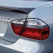 BMW Black Line Tail Lights for 3 Series