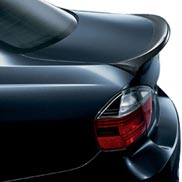 BMW Carbon Fiber Rear Deck Spoiler