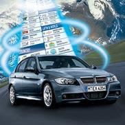 BMW SIRIUS Satellite Radio (Vehicles produced 09/08 to 02/09)