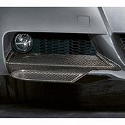 BMW Carbon Fiber Front Splitter for Vehicles with M Bumper