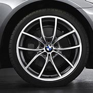 BMW V-Spoke 356-Bicolor Individual Rims