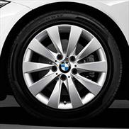 "BMW 17"" Style 413 Winter Complete Wheel and Tire Set"