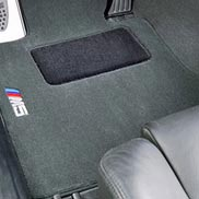 BMW M5 Carpeted Floor Mats