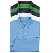 BMW Play Dry® ML75 Textured Polo