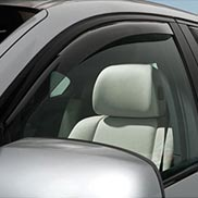 BMW Side Window Deflectors for X6