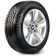 BMW Style 327 Cold Weather Wheel and Tire Set