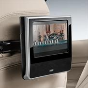 BMW Tablet DVD System