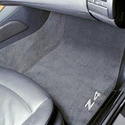 BMW Z4 Embroidered Floor Mat