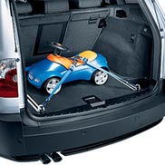 BMW Luggage Compartment Tensioning Straps