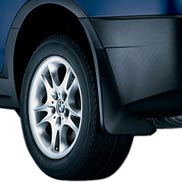 BMW Mud Flaps for Vehicles with Aero Kit