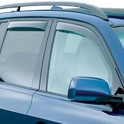 BMW Side Window Deflectors for X3