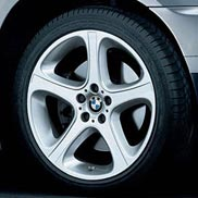 BMW Star Spoke 87 Individual Rims