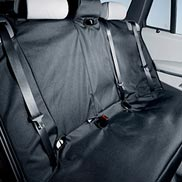 BMW Cotton Poly Rear Seat Savers