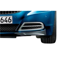 BMW Carbon Fiber Front Trim