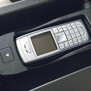 BMW Retrofit for Phone Docking Cradle