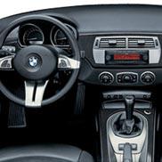 BMW Carbon Fiber Interior Trim