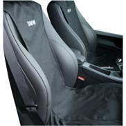 BMW Cotton Poly Front Seat Savers