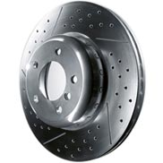 BMW Performance Brake Discs
