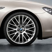 BMW Cross Spoke 312 Wheel and Tire Set