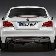 BMW Rear Carbon Diffuser For Vehicles With Aerodynamic Kit or M Rear Bumper