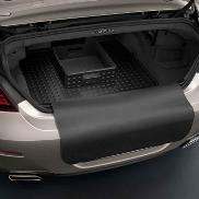 BMW Multifunction Fitted Luggage Compartment Mat with Collapsible Box